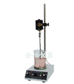 Stable temperature magnetic stirrer